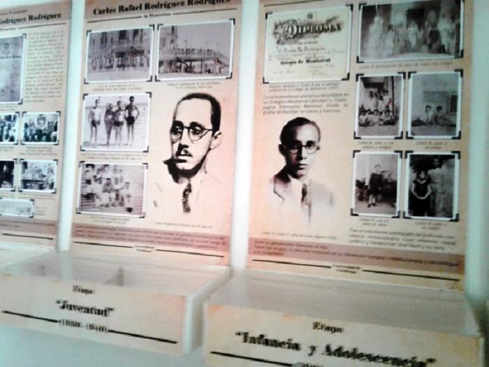 Festeja 40 Aniversario Universidad cienfueguera Carlos Rafael Rodríguez