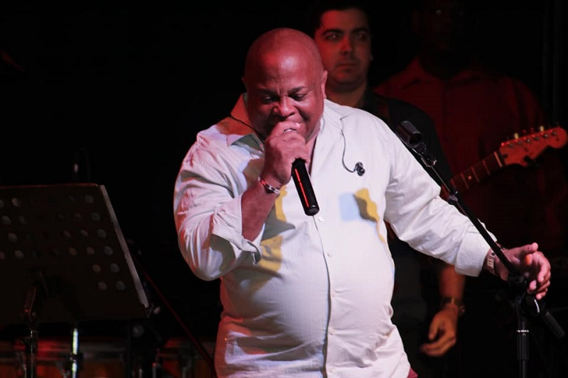 Waldo Mendoza, un cantante de corazón