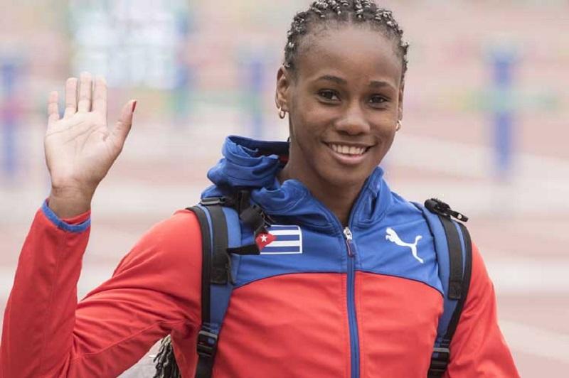"""Adriana: Una de la """"joyas"""" del atletismo cubano"""