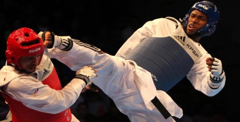 Debuta hoy taekwondoca Rafael Alba en Grand Prix de Moscú