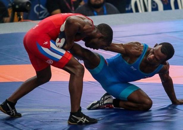 Cuba cae ante Rusia y vence a Turquía en Copa Mundial de lucha