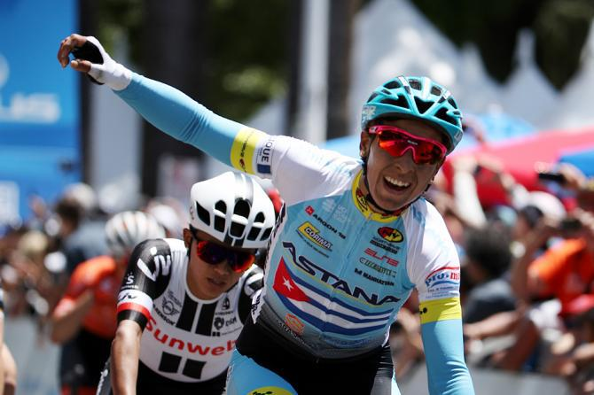 Llega cuarta Arlenis Sierra en Tour Mundial de Guangxi