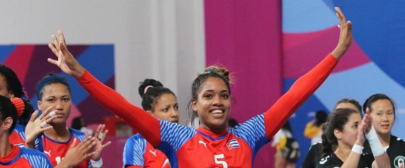 Cuba convoca a seis profesionales a Mundial de Balonmano femenino