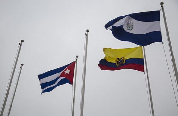 La Bandera Cubana ya ondea en la Villa Panamericana de Lima