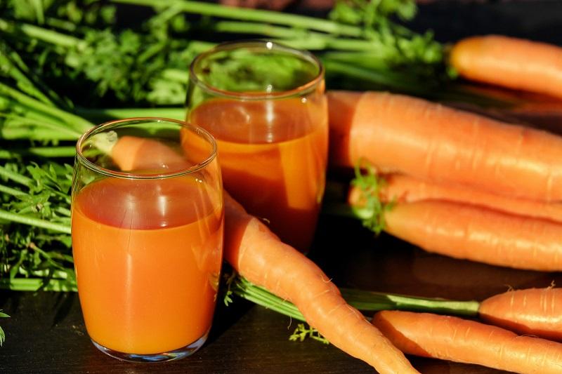 Los aportes de la zanahoria a la salud