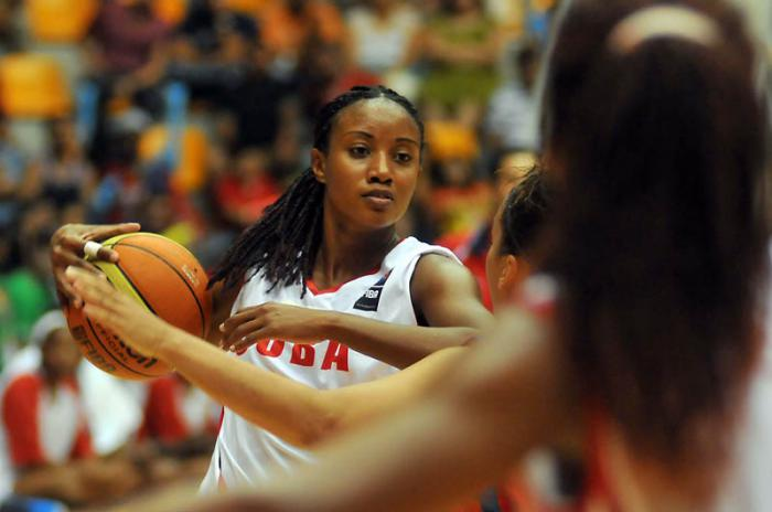 Anuncian escuadra cubana para el FIBA Américas femenino