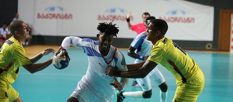 Cuba a un paso de las semifinales del Mundial de Naciones Emergentes