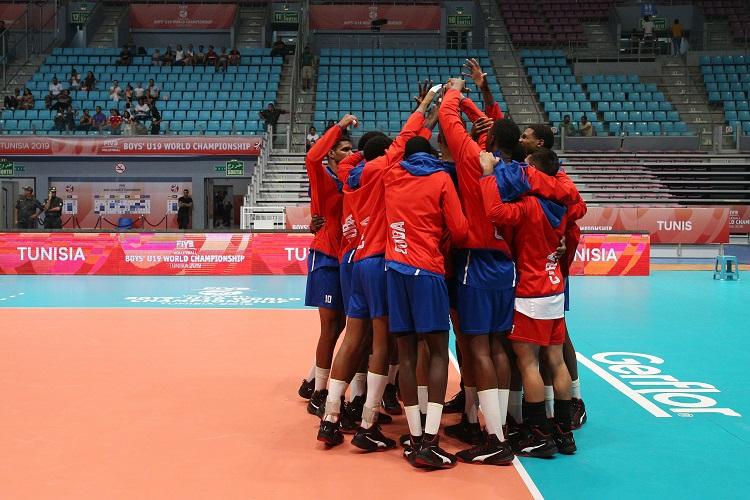 Cuba supera a China Taipéi en mundial sub-19