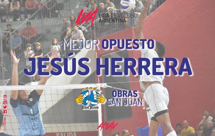 Voleibol argentino: Tres cubanos en el equipo ideal 2018-2019