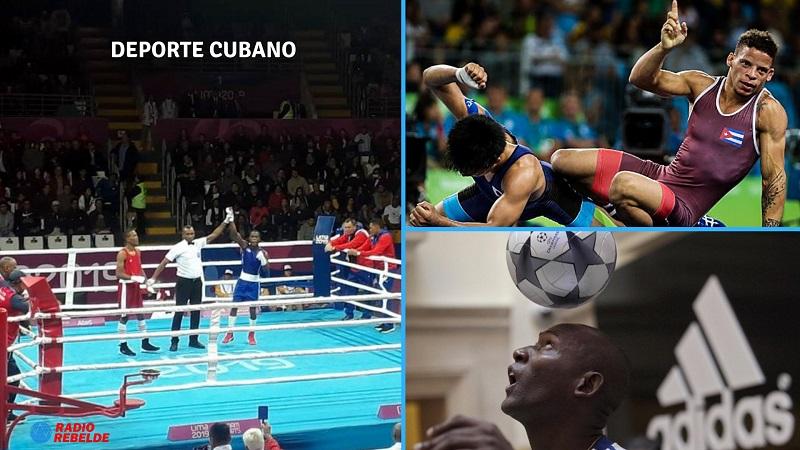 Deporte cubano: Esquiva el Bloqueo y pone la mira en Tokio (+Audio)