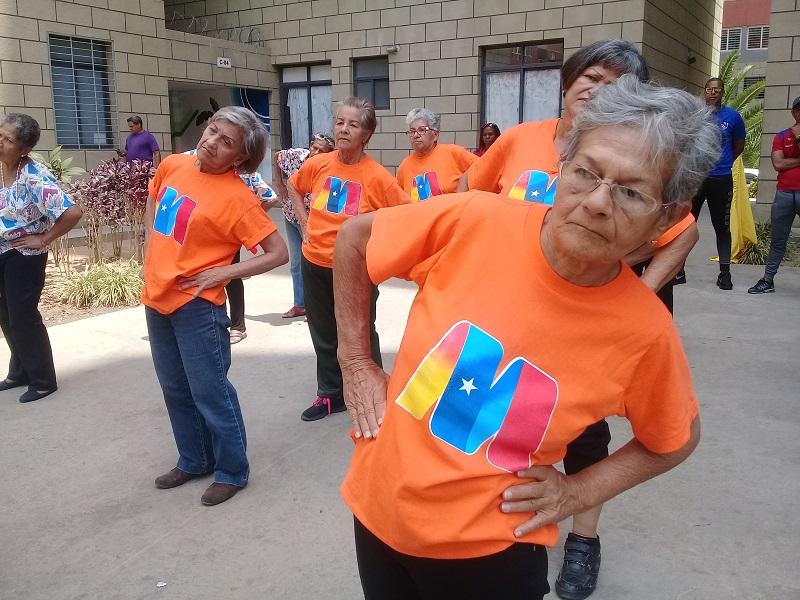 Fortalecen práctica deportiva en Venezuela