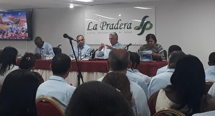 """En Lima el deporte cubano """"Siempre por Más"""""""