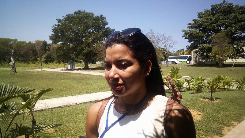 Leydi Laura: En Lima quiero una medalla (En Audio)