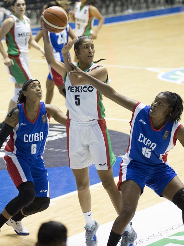 Baloncesto femenino cubano busca nuevos horizontes