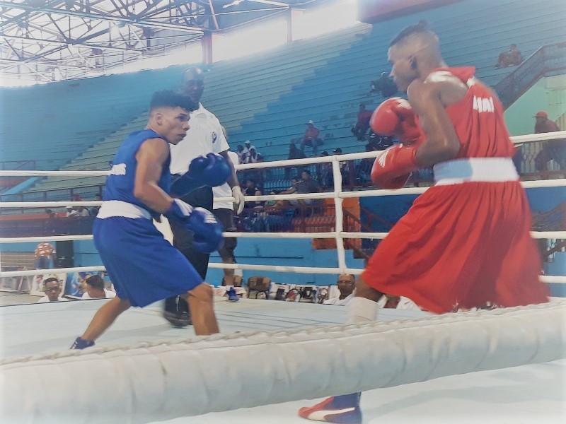 Serie Nacional de Boxeo: Camagüeyanos y guantanameros en la cima