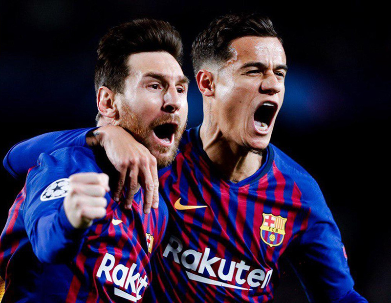 El Barcelona regresa a las semifinales de la Champions