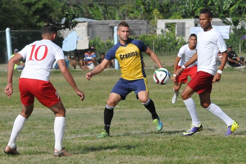 Granma es tercero en el oriente en la Liga nacional de fútbol