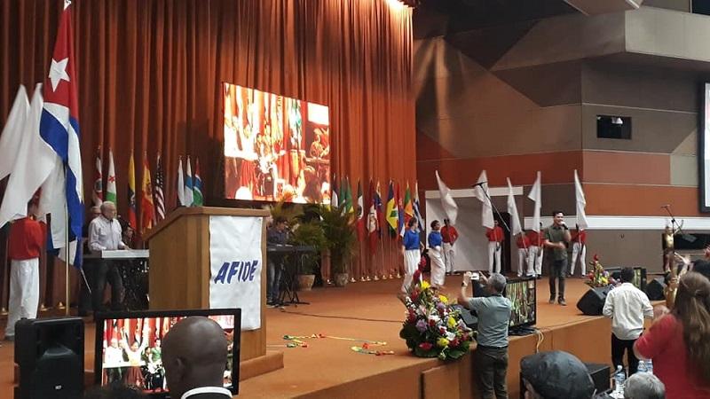 AFIDE 2019: Comenzó el evento científico más importante del deporte en Cuba