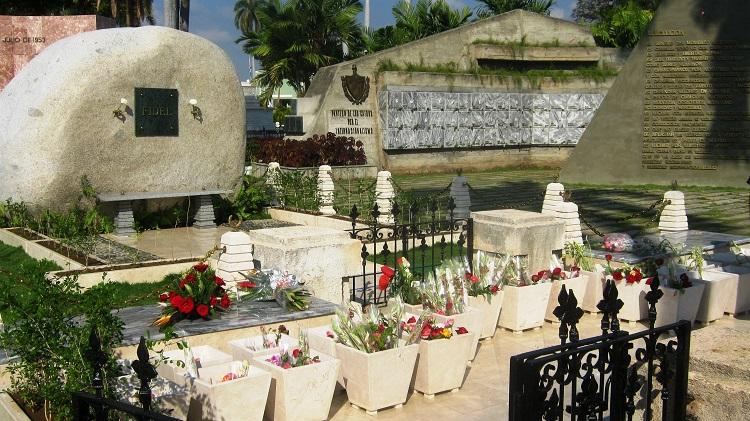 Homenajes a Fidel en Santiago de Cuba en el aniversario 93 de su natalicio