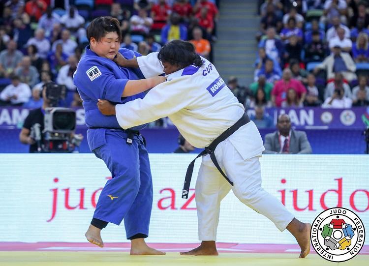 Multimedallista cubana Idalys Ortiz entre lo mejor de América al Mundial de Tokio