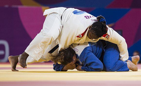 Ortíz, Antomarchi y Granda a las finales del judo de los Panamericanos de Lima