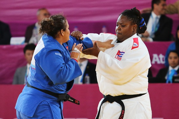 Idalys y Andy: Cierre de oro del judo cubano