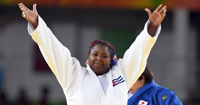Cuban judoka Idalis Ortiz in important role in IJF audio-visual