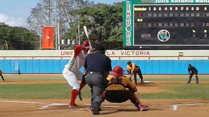 Todo listo para la inauguración de la LIX Serie Nacional de Béisbol