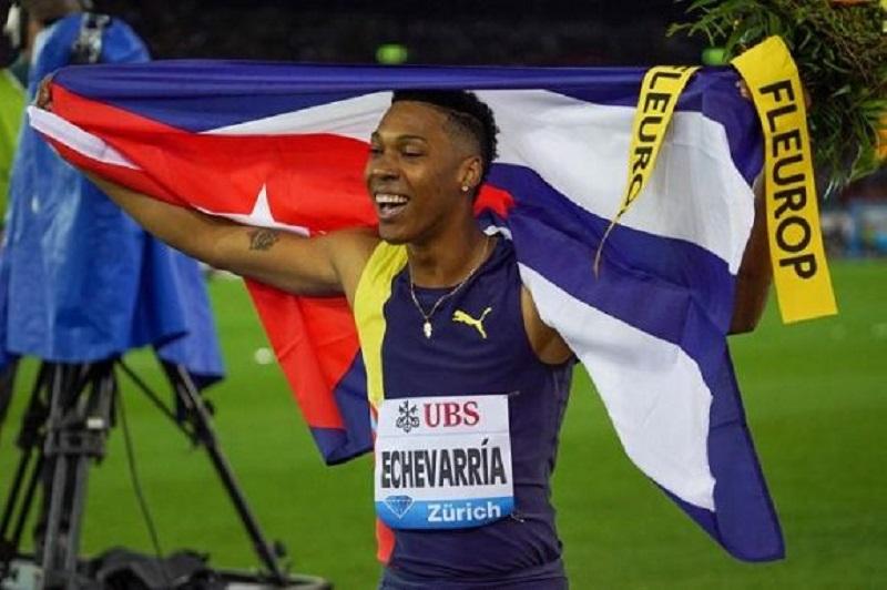 Buen inicio cubano en Mundial de Atletismo