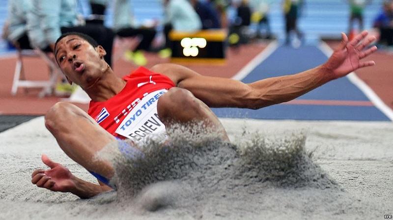 Competirá saltador cubano Echevarría en Liga del Diamante en Estocolmo