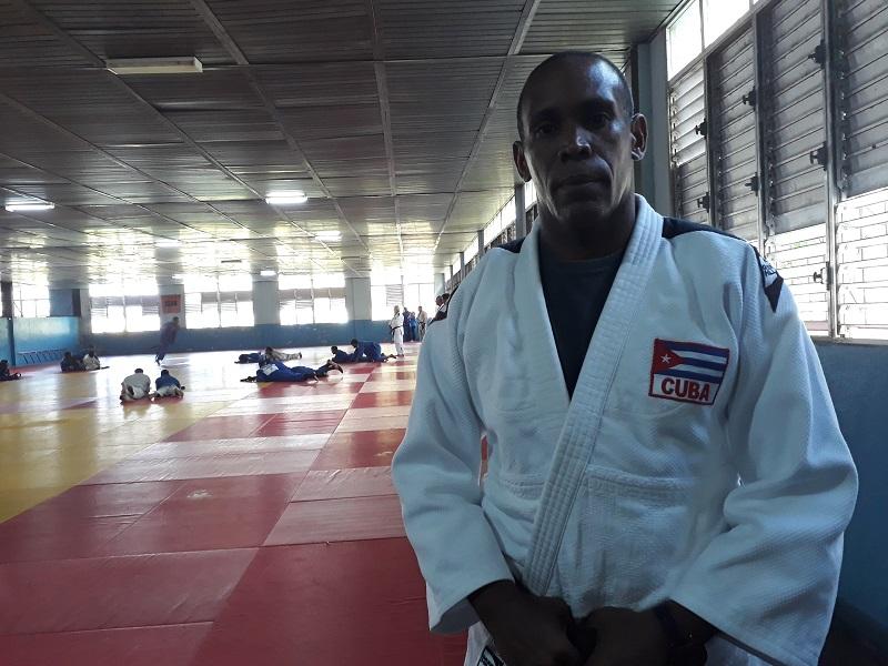Judocas cubanos están de vuelta a los tatamis