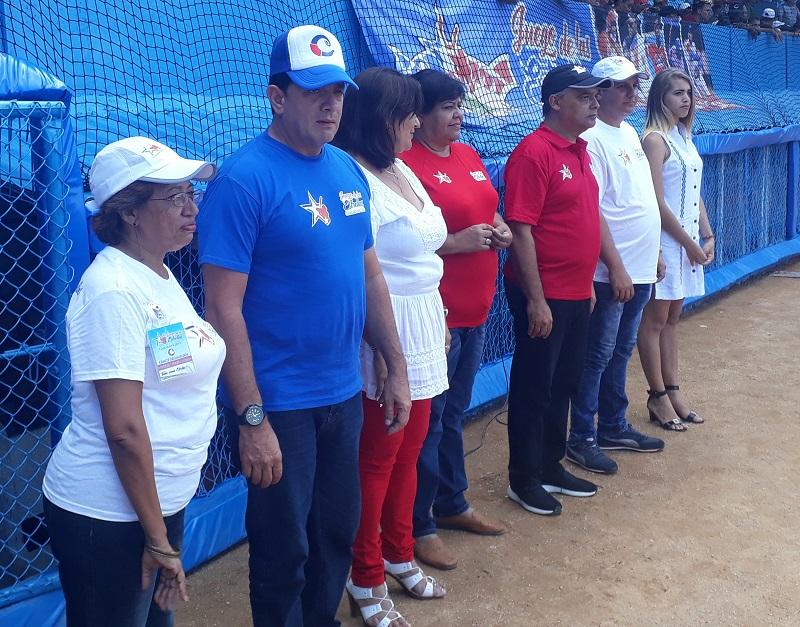 """Camagüey realiza un Juego """"5 Estrellas"""""""