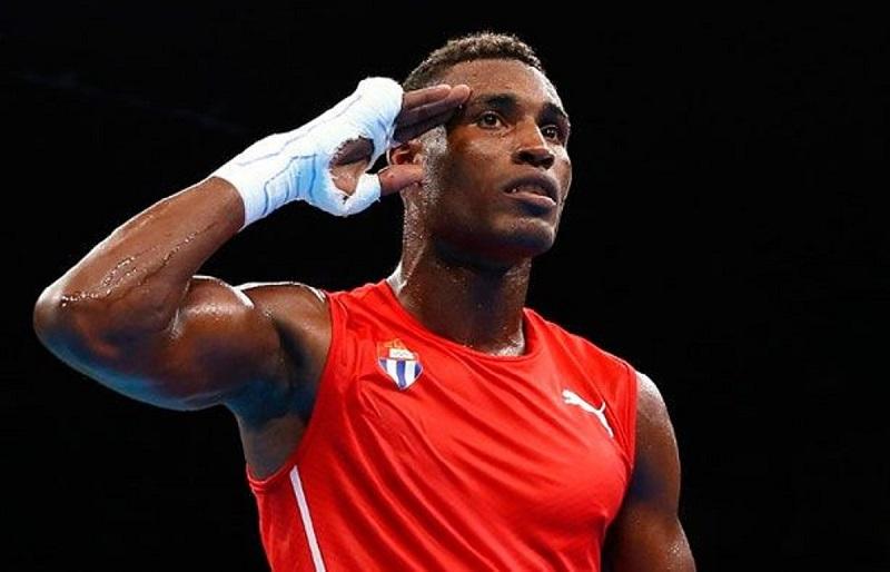 Ratificado Julio César la Cruz como embajador del boxeo en Tokio 2020