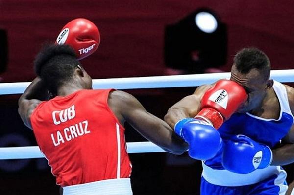 Julio César La Cruz: No perdí frente al kazajo