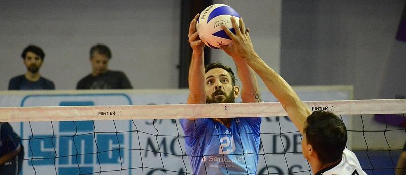 Emparejamientos de playoff en el voleibol argentino