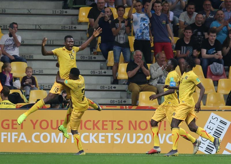 Mundial sub 20 de Fútbol: Caen favoritos en última jornada de octavos