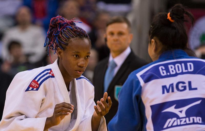 Maylín del Toro abre medallero de Cuba en Grand Prix de judo