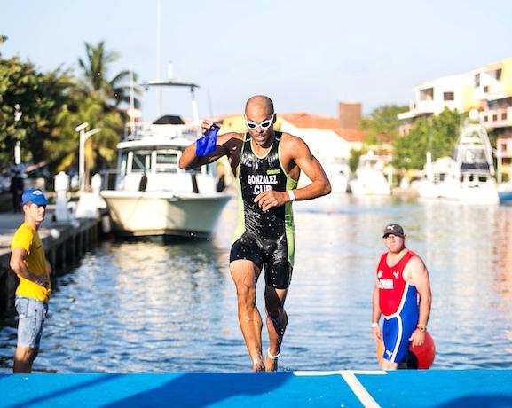Competirán tres cubanos en Copa Panamericana de Triatlón