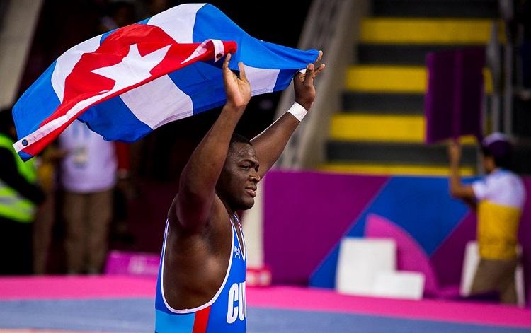 Mijaín López hace historia al lograr su quinta medalla de oro panamericana