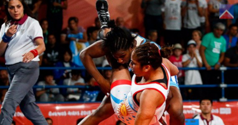 Cubana Milaimys de la Caridad Marin a final en mundial sub 23