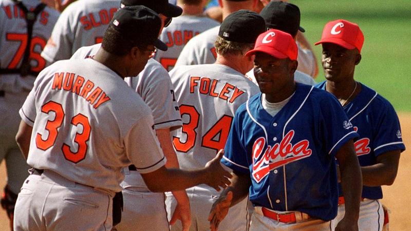 Cuba Vs Orioles, 20 años después