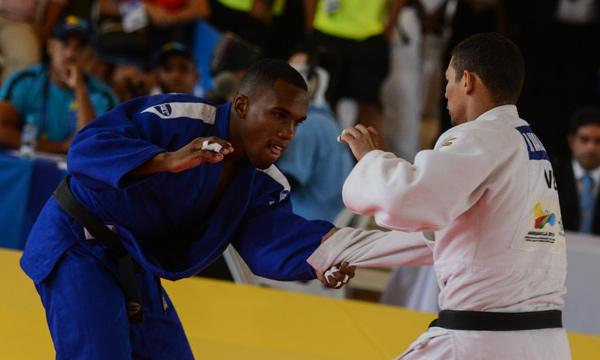 Combatirán judocas cubanos en Máster de Qingdao, China