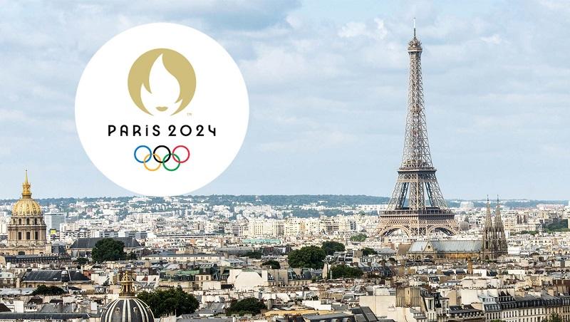 Presentan logo de los Juegos Olímpicos Paris 2024