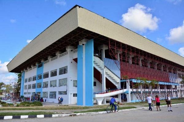 Reinauguran Polideportivo Yayabo en Sancti Spíritus