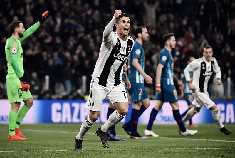 Cristiano elimina al Atlético