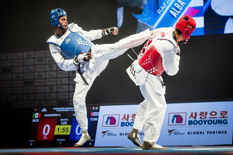 Buscará taekwondoca Rafael Alba boleto para Tokio 2020 en Moscú