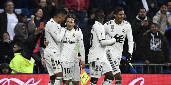 Llega Real Madrid a semifinales en la Copa del Rey de Fútbol