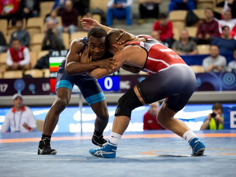 Cubano Reinerys Andreus a la final del Mundial de Lucha sub 23