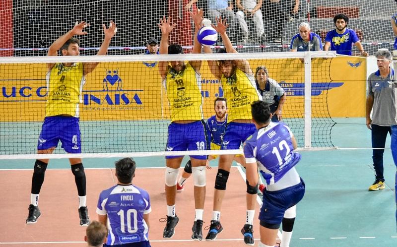 Resumen del segundo fin de semana de la Liga de Voleibol argentina (Parte 2)