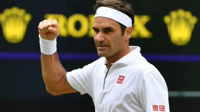 Gana suizo Roger Federer título en torneo de Basilea